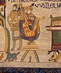 "William the Bastard,Bayeux Tapestry, aka ""the first British comic strip"" Bryan Talbot, graphic artist"